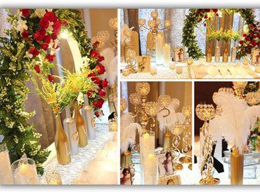 Đặt tiệc trọn gói - Trung tâm hội nghị tiệc cưới Diamond Place - Hình 35