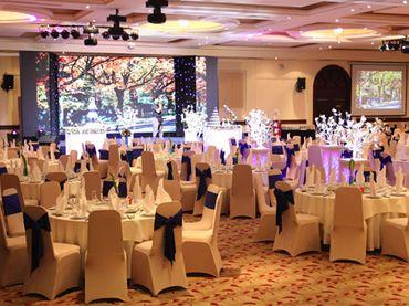 Đặt tiệc trọn gói - Trung tâm hội nghị tiệc cưới Diamond Place - Hình 47