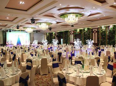 Đặt tiệc trọn gói - Trung tâm hội nghị tiệc cưới Diamond Place - Hình 33