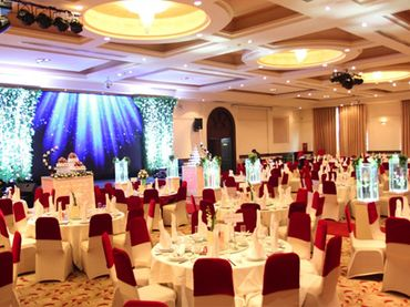 Đặt tiệc trọn gói - Trung tâm hội nghị tiệc cưới Diamond Place - Hình 67
