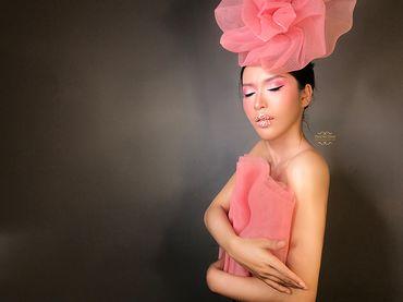 Trang điểm cô dâu đẹp - Trương Tịnh Wedding - Hình 22