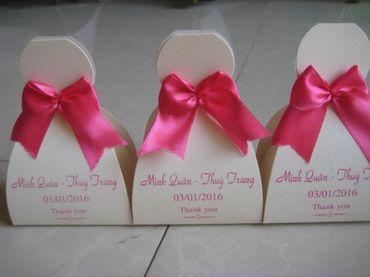 Hộp quà cưới tổng hợp - Bánh May Mắn - Hình 45