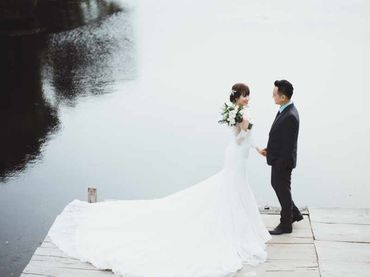 Ngoại cảnh Hồ Cốc - Omni Bridal - Hình 19