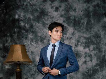 Bộ Vest D&T Italia Cao Cấp 70% Wool - MON AMIE: Veston - Suit - Tuxedo - Hình 15