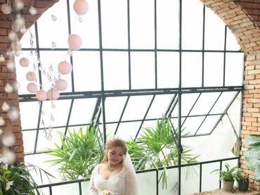Áo cưới trắng - Áo cưới bigsize - Ánh Ngân - Hình 5