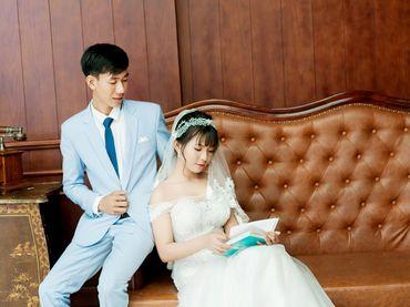 Chụp ảnh cưới Phim trường - Big Eyes Studio - Hình 18
