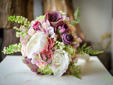 Hoa cưới - Midori Shop - Phụ kiện trang trí ngành cưới - Hình 47