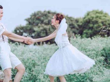 Blue Diamond (Hà Nội Luxury) - TuArt Wedding - Hình 5