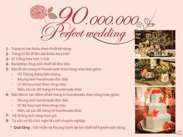 Perfect Wedding - Perfect Wedding - Wedding planner - Hình 2