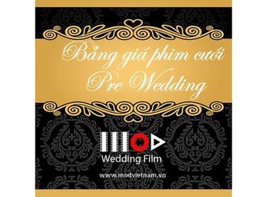 Gói quay phim cưới Prewedding - Mod Productions - Hình 1