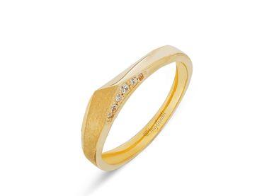 Nhẫn cưới Les Etoiles NC 200 - Huy Thanh Jewelry - Hình 3