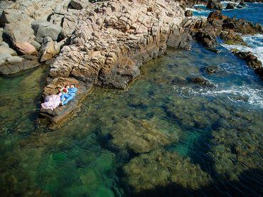 Gói chụp Hang Rái, Resort Sao Biển, Trại cừu Phan Rang Ninh Thuận - Vincente Studio - Hình 15