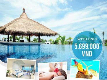 Gói nghỉ dưỡng lãng mạn - Premier Romantic Package - The Cliff Resort & Residences - Hình 2