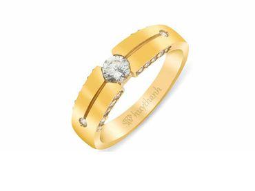 Nhẫn cưới La Nuit NC 239 - Huy Thanh Jewelry - Hình 4