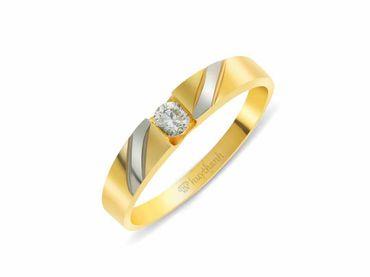Nhẫn cưới Le Soleil NC 222 - Huy Thanh Jewelry - Hình 3