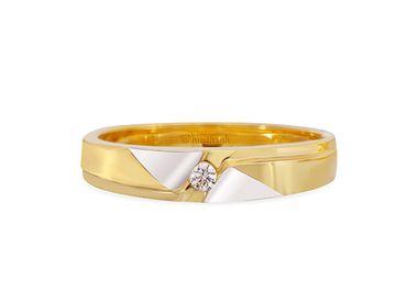 Nhẫn cưới Le Soleil NC 128 - Huy Thanh Jewelry - Hình 3