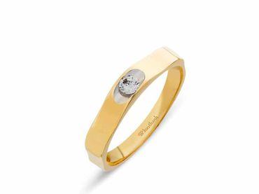 Nhẫn cưới Le Soleil NC 178 - Huy Thanh Jewelry - Hình 3