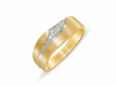Nhẫn cưới Les Etoiles NC 208 - Huy Thanh Jewelry - Hình 3