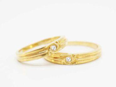 Nhẫn cưới ANC81 - Anh Phương Jewelry - Hình 2