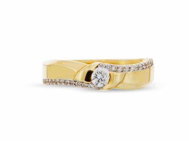 Nhẫn cưới La Nuit NC 307 - Huy Thanh Jewelry - Hình 3