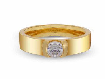 Nhẫn cưới Le Soleil NC 270 - Huy Thanh Jewelry - Hình 3