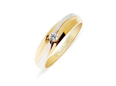 Nhẫn cưới Le Soleil NC 271 - Huy Thanh Jewelry - Hình 2