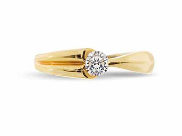 Nhẫn cưới Le Soleil NC 294 - Huy Thanh Jewelry - Hình 3