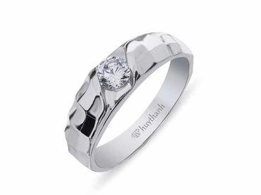 Nhẫn cưới Le Soleil NC 309 - Huy Thanh Jewelry - Hình 3