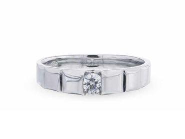 Nhẫn cưới Le Soleil NC 394 - Huy Thanh Jewelry - Hình 3