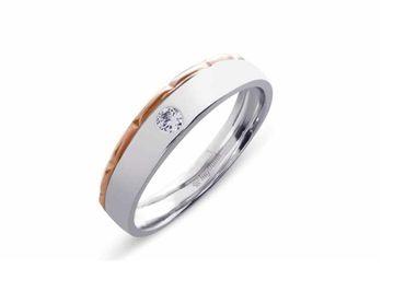 Nhẫn cưới Le Soleil NC 417 - Huy Thanh Jewelry - Hình 3