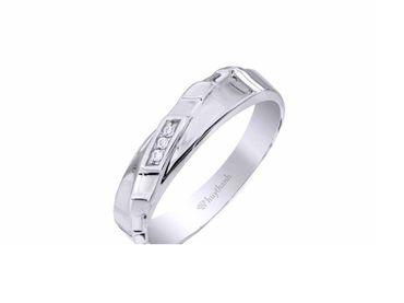 Nhẫn cưới Les Estoile NC 392 - Huy Thanh Jewelry - Hình 3