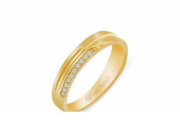 Nhẫn cưới Les Estoile NC 438 - Huy Thanh Jewelry - Hình 2