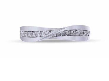 Nhẫn cưới Les Etoiles NC 382 - Huy Thanh Jewelry - Hình 3