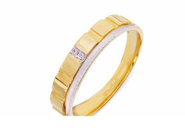 Nhẫn cưới Les Etoiles NC 384 - Huy Thanh Jewelry - Hình 3