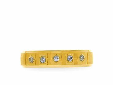 Nhẫn cưới NCP 13 - Huy Thanh Jewelry - Hình 5