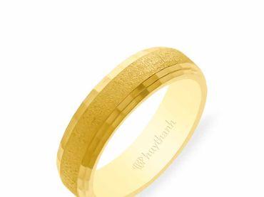 Nhẫn cưới NCP 15 - Huy Thanh Jewelry - Hình 3