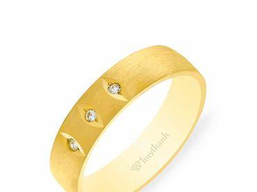 Nhẫn cưới NCP 16 - Huy Thanh Jewelry - Hình 3