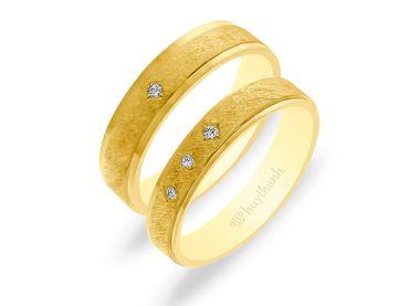 Nhẫn cưới NCP 14 - Huy Thanh Jewelry - Hình 11
