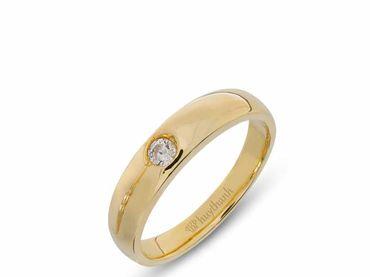 Nhẫn cưới La Nuit NC 333 - Huy Thanh Jewelry - Hình 4