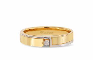Nhẫn cưới Le Soleil NC 343 - Huy Thanh Jewelry - Hình 3