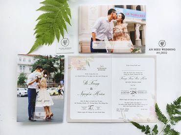The Moment - Thiệp hình ảnh - An Hieu Wedding - Hình 11