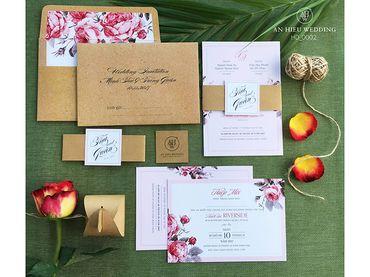 Urban Glamour – Thiệp Hiện Đại - An Hieu Wedding - Hình 11