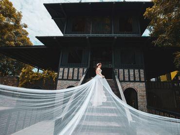 Album chụp phim trường L'amour - Áo cưới Ngô Quyền - Hình 7