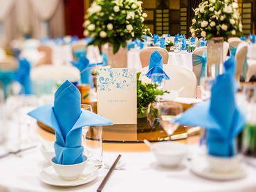 Gói tiệc PAMPER - Khách sạn Fortuna Hà Nội - Hình 1