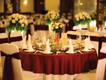 Chương trình tiệc cưới - Nhà hàng Tự Do - Khách sạn Viễn Đông - Hình 1