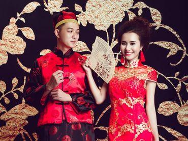 Cho thuê áo Khoả Trung Hoa - Veronicawedding - Hình 4