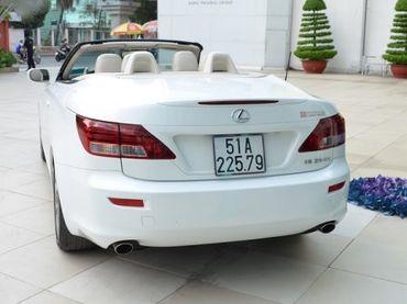 Lexus is 250 - Saigon Limo - Hình 2