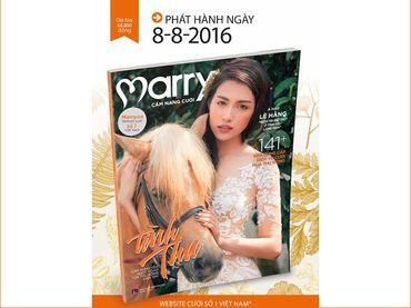 Cẩm nang cưới Marry tháng 8-2016 - Dịch vụ cưới Marry - Hình 1