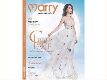 Cẩm nang cưới Marry tháng 5-2017. Mua 1 tặng 2 - Dịch vụ cưới Marry - Hình 1