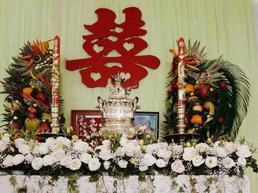 Gói tiệc gia tiên - Sweet Flower and event Decoration - Hình 2